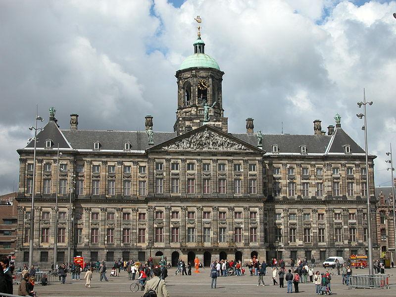 Pałac Krolewski w Amsterdamie - co warto zobaczyć i zwiedzić